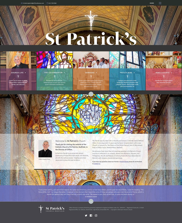 St-Patricks-homepage